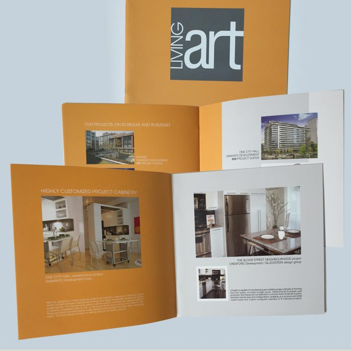 Living Art Catalog