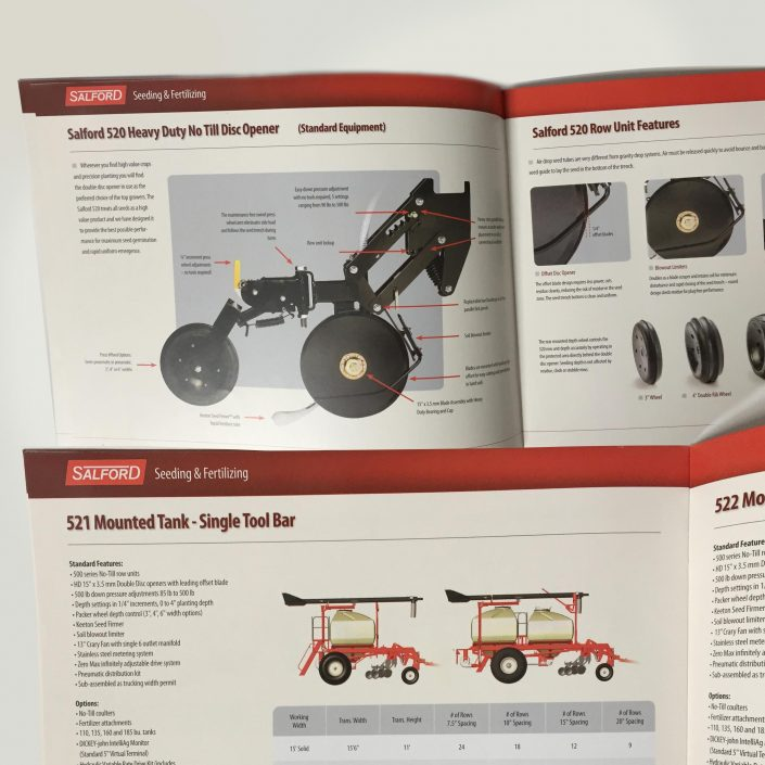 Salford Machinery Catalog