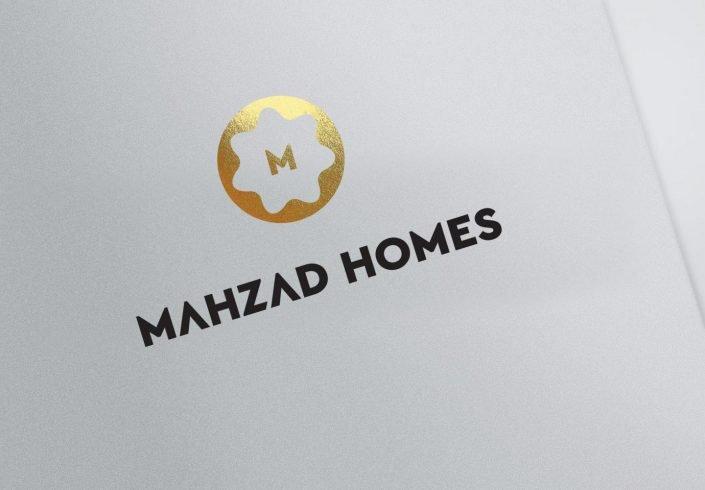 Mahzad Homes Logo